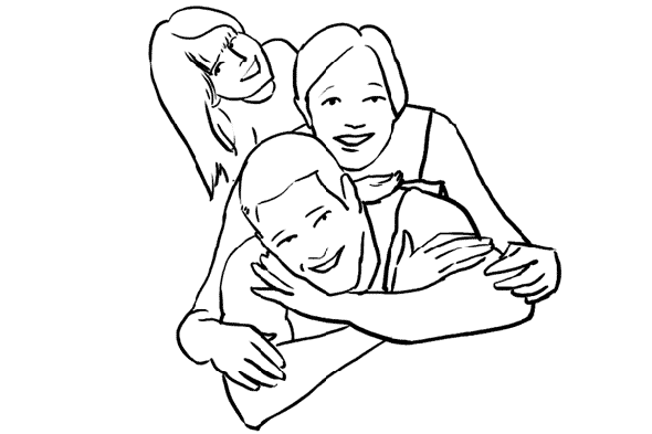 Если вам нужно отразить на фото уют семейного гнездышка